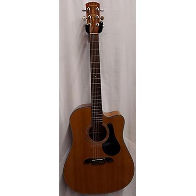 Alvarez RD210 Acoustic Electric Guitar