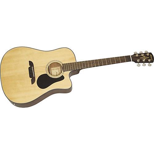 Alvarez RD210C Regent Cutaway Dreadnought Acoustic-Electric Guitar
