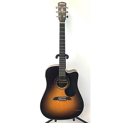 Alvarez RD260CE Dreadnought Acoustic Electric Guitar