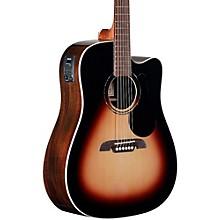 Open BoxAlvarez RD280CESB Dreadnought Acoustic-Electric Guitar