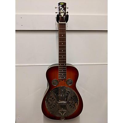 Regal RD40CHS Square Neck Studio Resonator Guitar