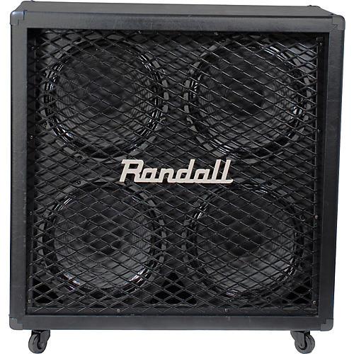 Randall RD412-V30 Diavlo 4x12 Angled Guitar Cab