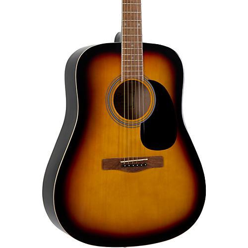 Rogue RD80 Dreadnought Acoustic Guitar Sunburst
