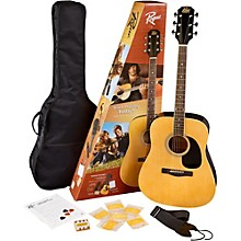 Open Box Rogue RD80PK Dreadnought Acoustic Guitar Pack