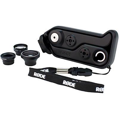 Rode RØDEGrip+ Multi-Purpose Mount & Lens Kit for iPhone