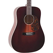 Recording King RDS-11-FE3-TBR Series 11 Dreadnought Acoustic-Electric with Fishman Sonitone Pickup