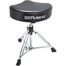 Roland RDT-SV Saddle Drum Throne with Vinyl Seat