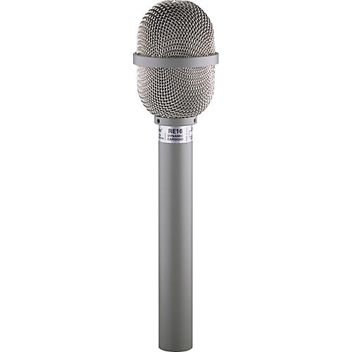 Electro-Voice RE16 Supercardioid Handheld Dynamic Microphone Condition 2 - Blemished Regular 194744136016