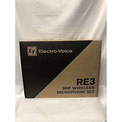 Electro-Voice RE3 BPNID Wireless System