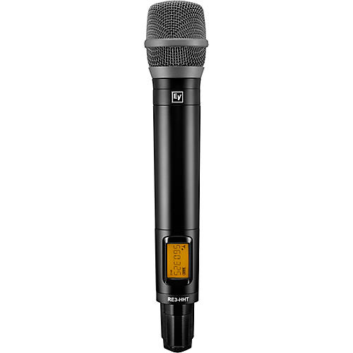 Electro-Voice RE3-HHT520 Handheld Wireless Mic With RE520 Head 653-663 MHz