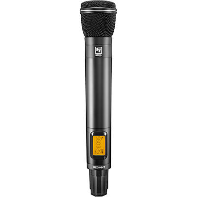 Electro-Voice RE3-HHT96 Handheld Wireless Mic With ND96 Head