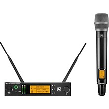 Electro-Voice RE3 Wireless Handheld Set with RE520 Condenser Supercardioid Vocal Microphone Head