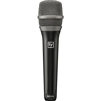 Electro-Voice RE520 Condenser Supercardioid Vocal Microphone
