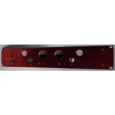 Focusrite RED 8 STEREO MIC PRE Microphone Preamp