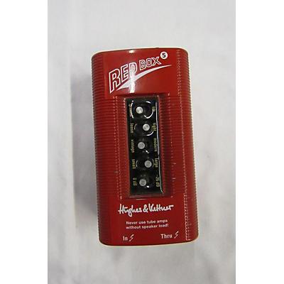 Hughes & Kettner RED BOX 5 Guitar Preamp