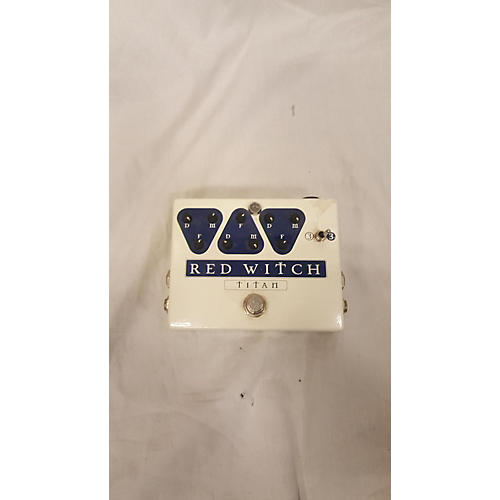 RED WITCH Effect Pedal