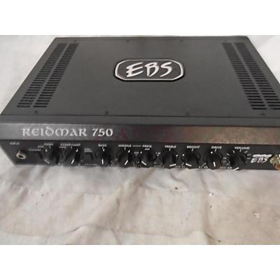 EBS REIDMAR 750 BASS AMP Bass Amp Head