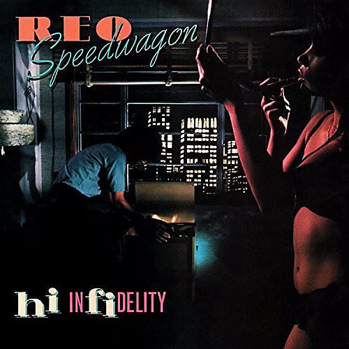 Alliance REO Speedwagon - Hi Infidelity