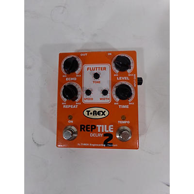 T-Rex Engineering REPTILE DELAY 2 Effect Pedal