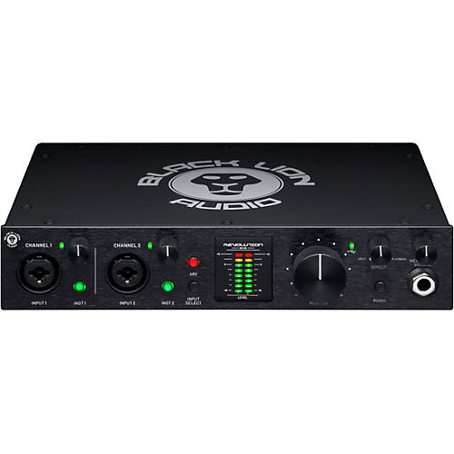 Black Lion Audio REVOLUTION 2 x 2 USB-C Audio Interface