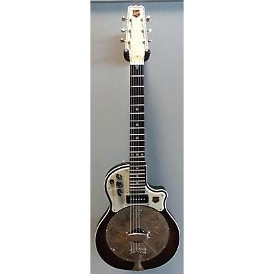National REVOLVER Hollow Body Electric Guitar