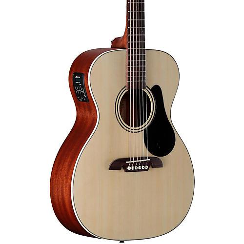 Alvarez RF260SE Folk Acoustic-Electric Guitar