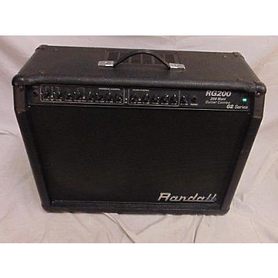 Randall RG 200 Guitar Combo Amp
