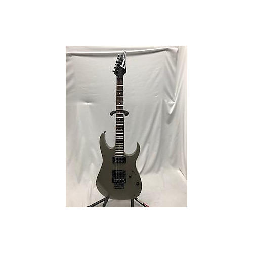 Ibanez RG 220 B Solid Body Electric Guitar Black and Silver