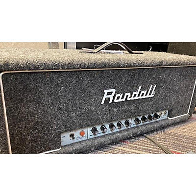 Randall RG100ES 150W Solid State Guitar Amp Head