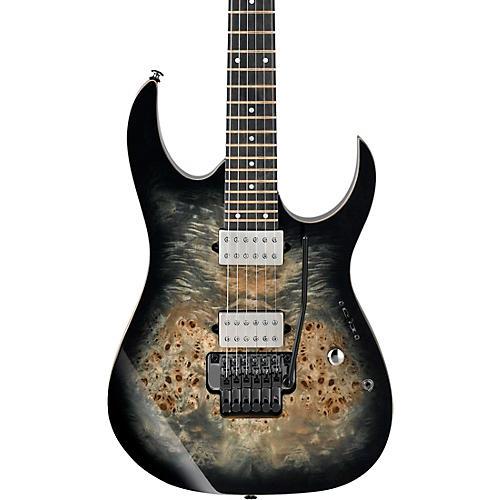 Ibanez RG1120PB RG Premium Electric Guitar Charcoal Black Burst