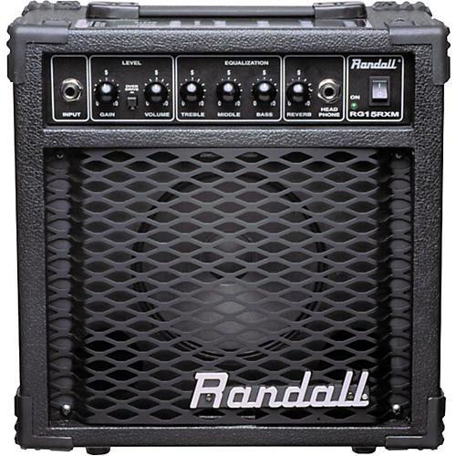 Randall RG15XM Practice Amp