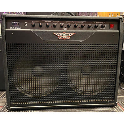 Raven RG200 200W 2x12 Guitar Combo Amp