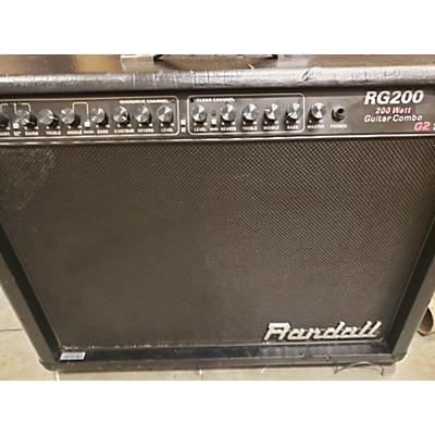 Randall RG200 G2 Guitar Combo Amp