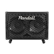 Open BoxRandall RG212 2x12 100W Guitar Speaker Cabinet