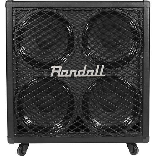 randall rg412 4x12 200w guitar speaker cabinet black musician 39 s friend. Black Bedroom Furniture Sets. Home Design Ideas