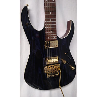 Ibanez RG420HPAH RG High Performance Blue Wave Solid Body Electric Guitar