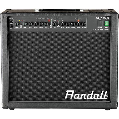 Randall RG50TC 50W 1x12 Guitar Combo Amp