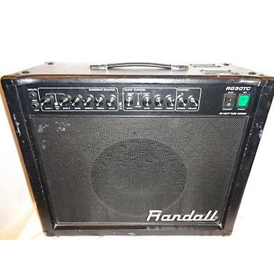 Randall RG50TC Tube Guitar Combo Amp