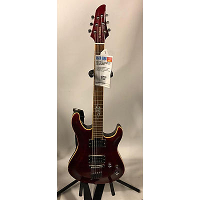 Yamaha RG520-FZR Solid Body Electric Guitar