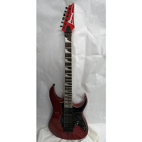 Ibanez RG550DX Genesis Solid Body Electric Guitar RUBY RED