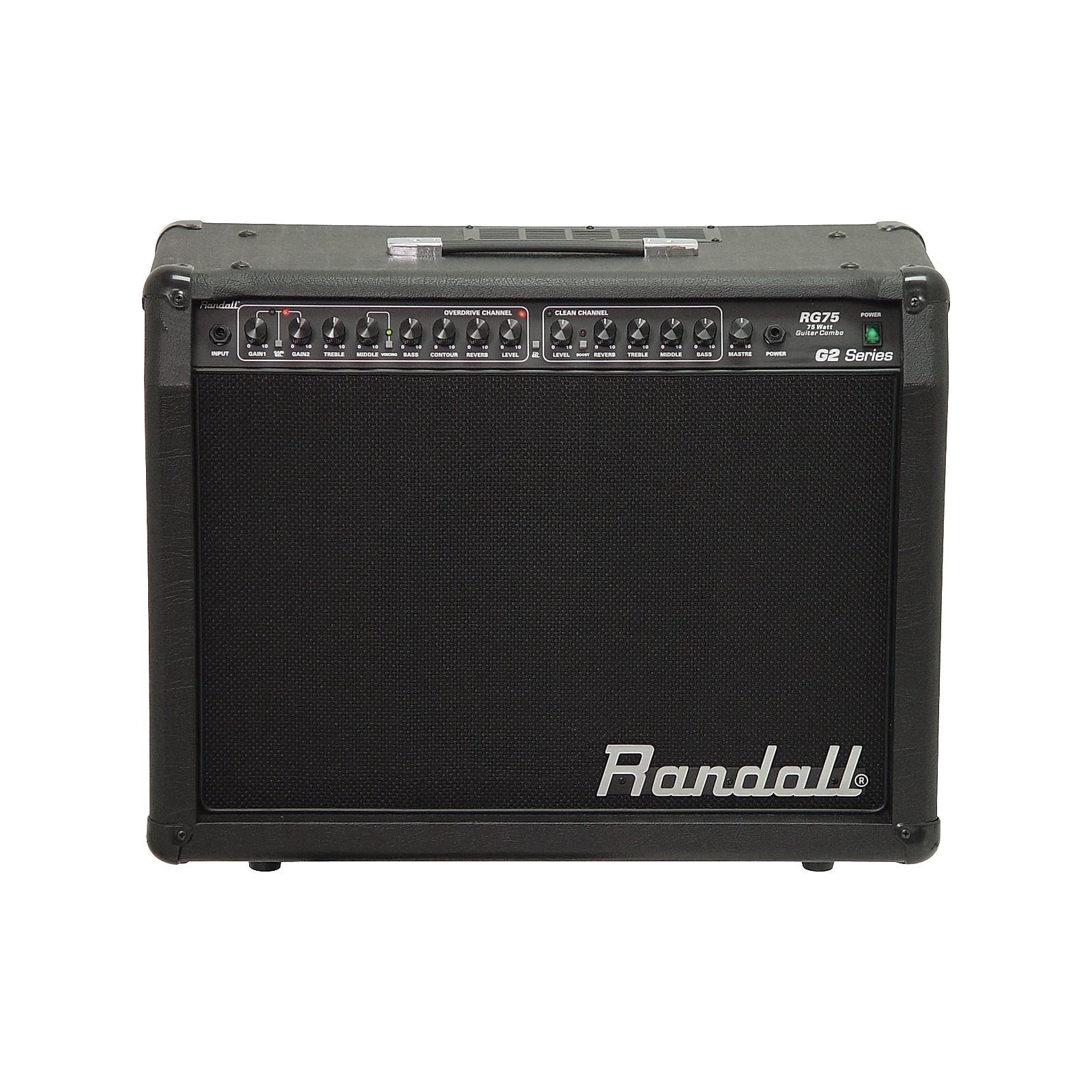 Randall RG75/G2 75W 1x12 Guitar Combo