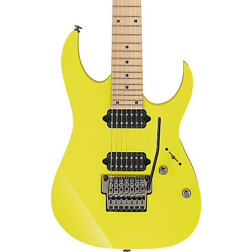 ibanez rg752m rg prestige 7 string electric guitar desert sun yellow musician 39 s friend. Black Bedroom Furniture Sets. Home Design Ideas