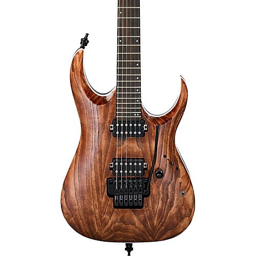 Ibanez RGA60AL Axion Label Electric Guitar Antique Brown Stained Low Gloss