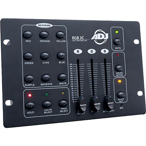 American DJ RGB 3C DMX LED Lighting Controller