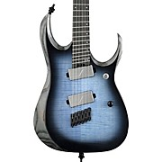 RGD61ALMS Axion Label Multi-Scale Electric Guitar Cerulean Blue Burst Low Gloss