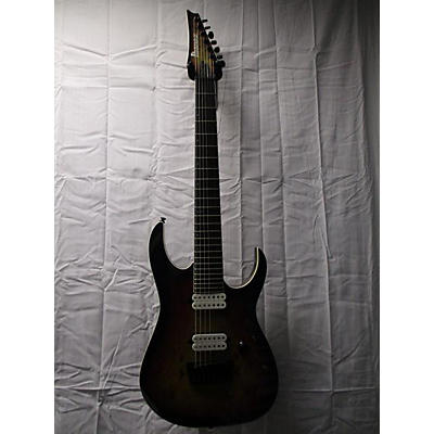 Ibanez RGIXL7 RB Iron Label Solid Body Electric Guitar