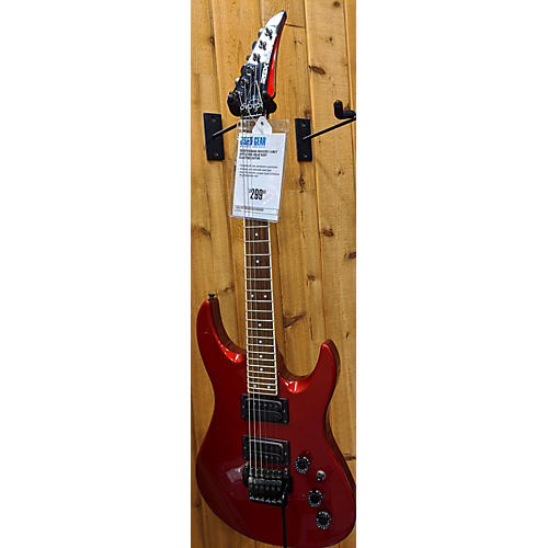 Yamaha RGX620S Solid Body Electric Guitar Candy Apple Red