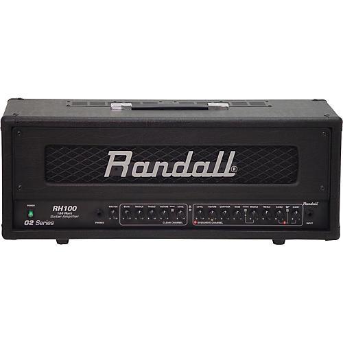 randall rh100 g2 100w guitar amp head musician 39 s friend. Black Bedroom Furniture Sets. Home Design Ideas