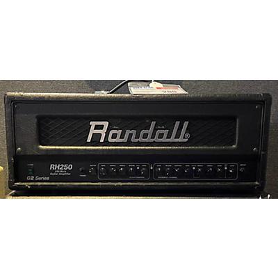 Randall RH250 Solid State Guitar Amp Head