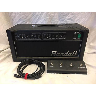 Randall RH50T Tube Guitar Amp Head